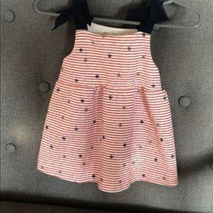Zara Baby Girl 6/9 months dress